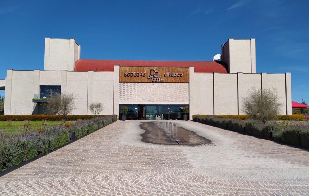 Queretaro wineries: Bodegas De Cote