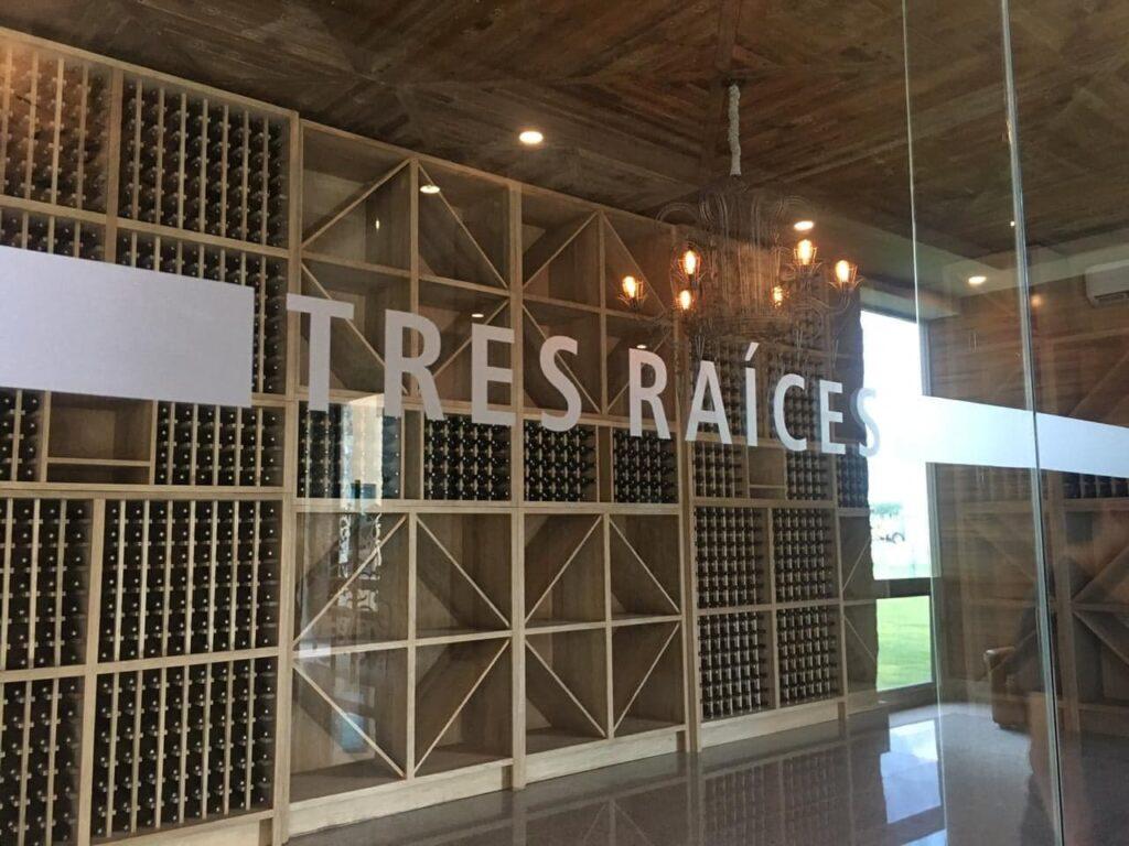 Tres Raices winery, San Miguel de Allende, Mexico