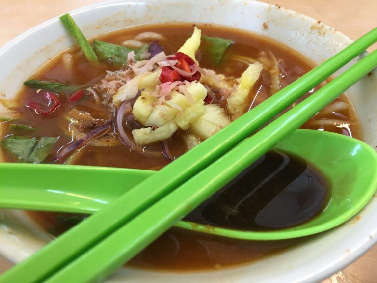 Food Tour Through Historic Georgetown, Penang