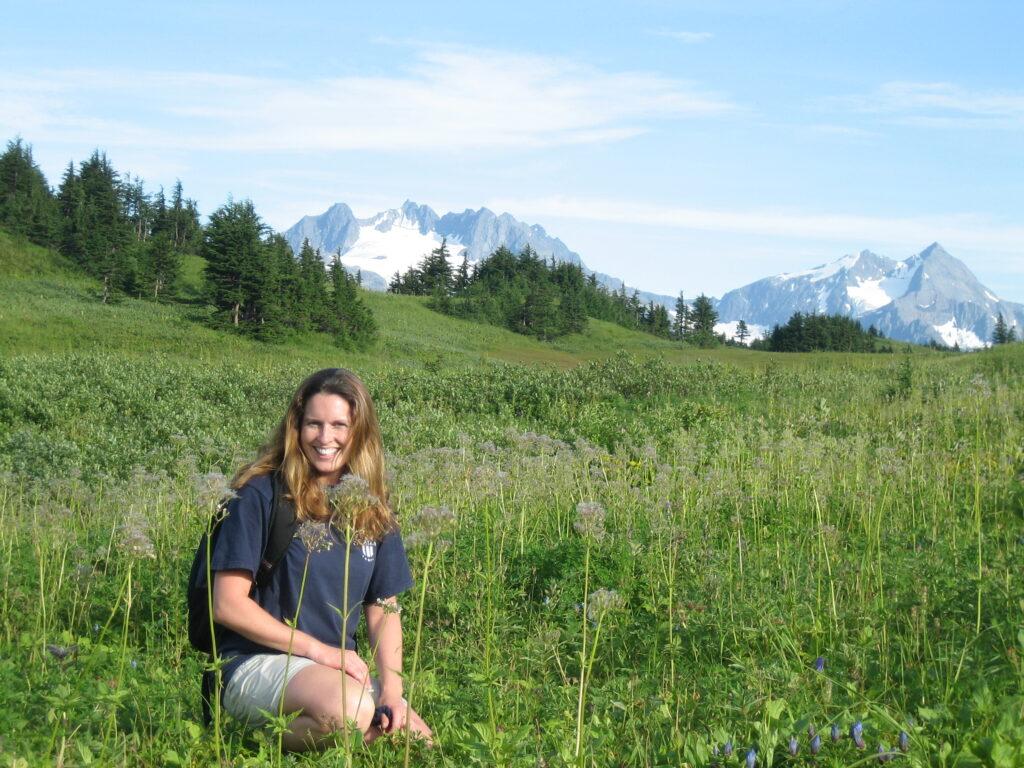 Hiking in Seward, Alaska