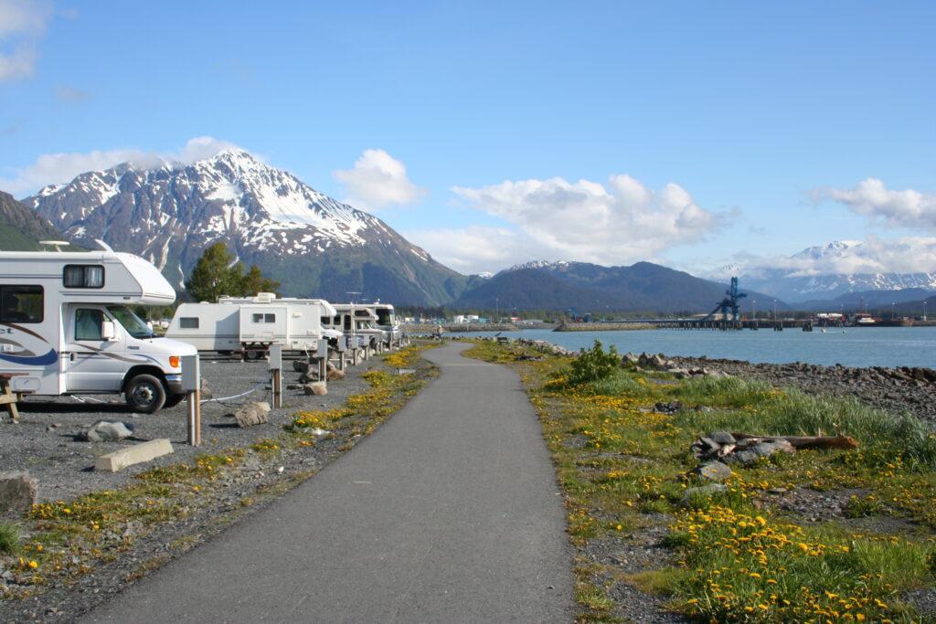 Seward Waterfront Park, Alaska