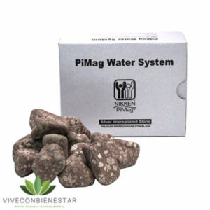 NIKKEN_COLOMBIA_PIEDRAS_IMPREGNADAS_CON_PLATA_300GR_PIMAG_WATER_SYSTEM