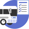 Compare and select charter bus quote and features