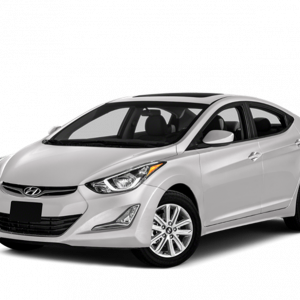 Rent-A-Car-Hyundai Elantra