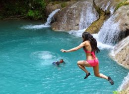 blue hole ocho rios
