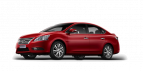 Rent-A-Car Nissan-Sylphy