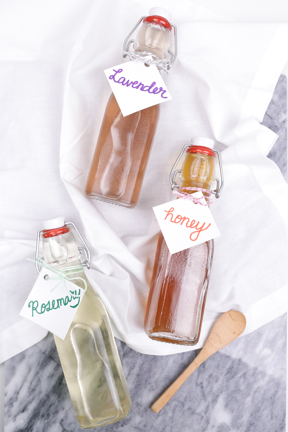 3 Simple Syrup Recipes to Keep Stocked: Rosemary, Honey and Lavender