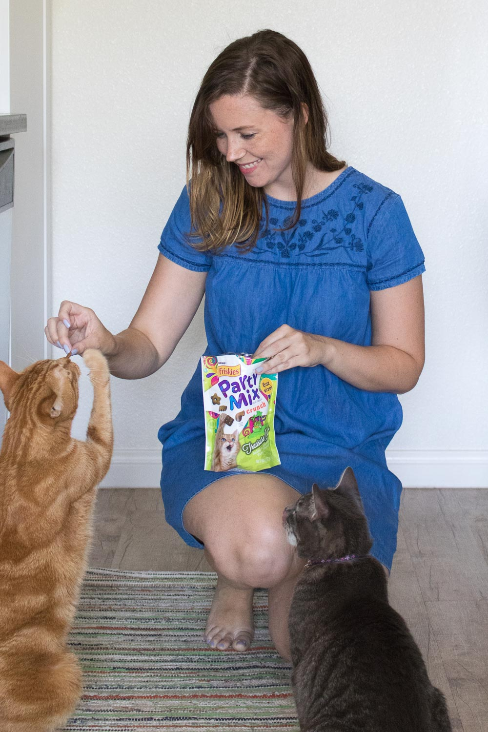 Tips for Incorporating your Pet into your Daily Routine with Purina | Club Crafted