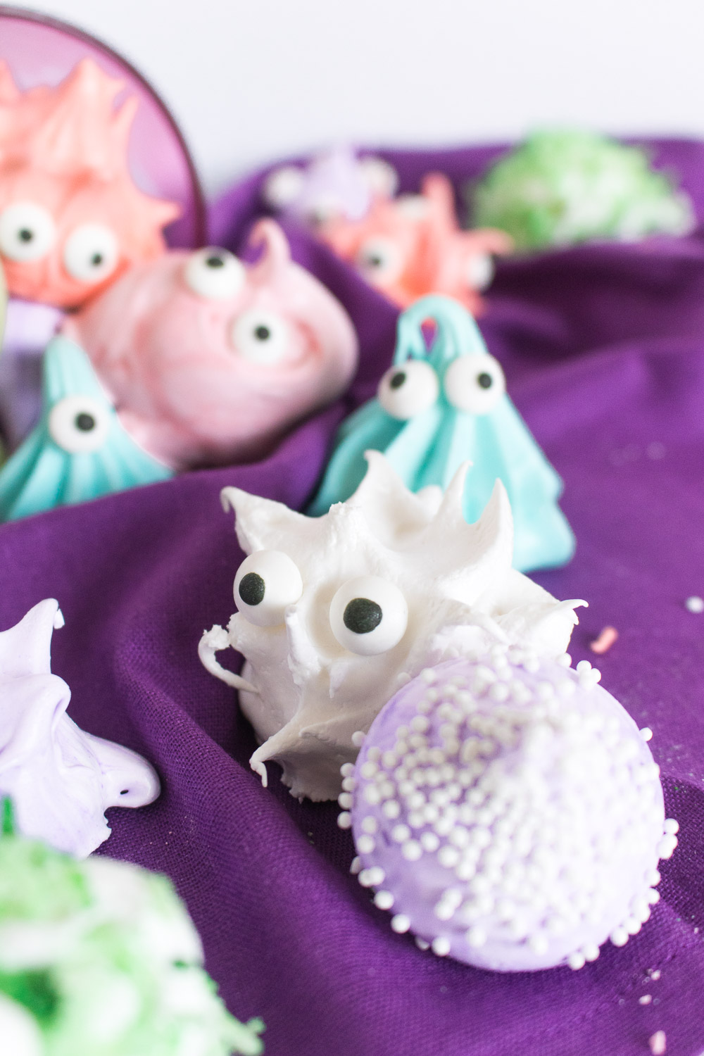Meringue Monsters | Club Crafted