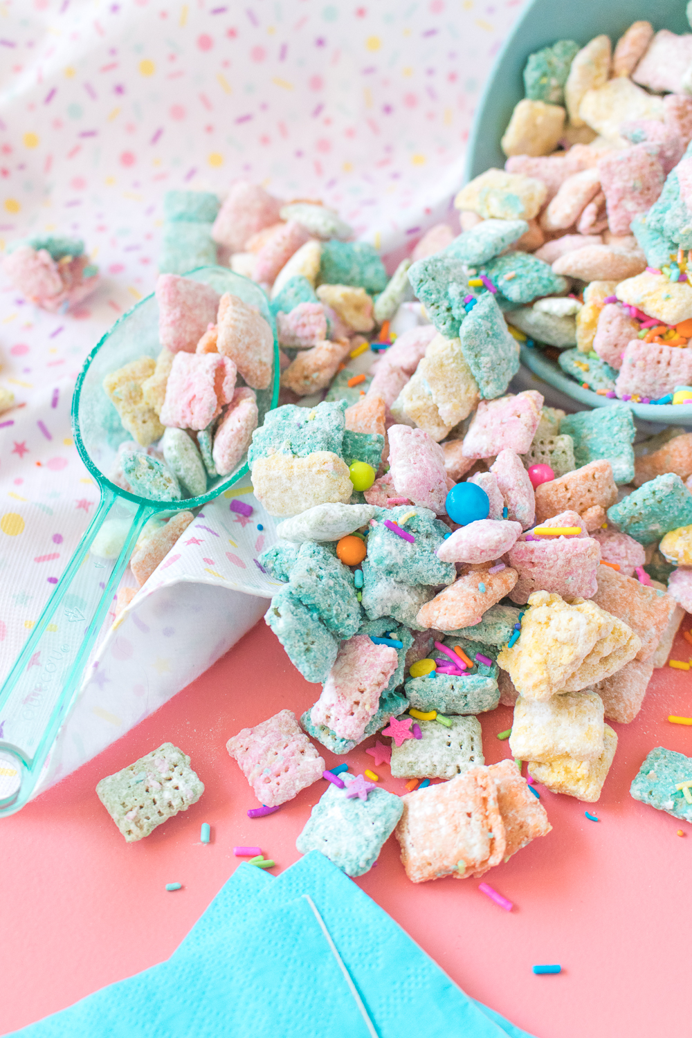 Sweet Unicorn Chex Mix | Club Crafted