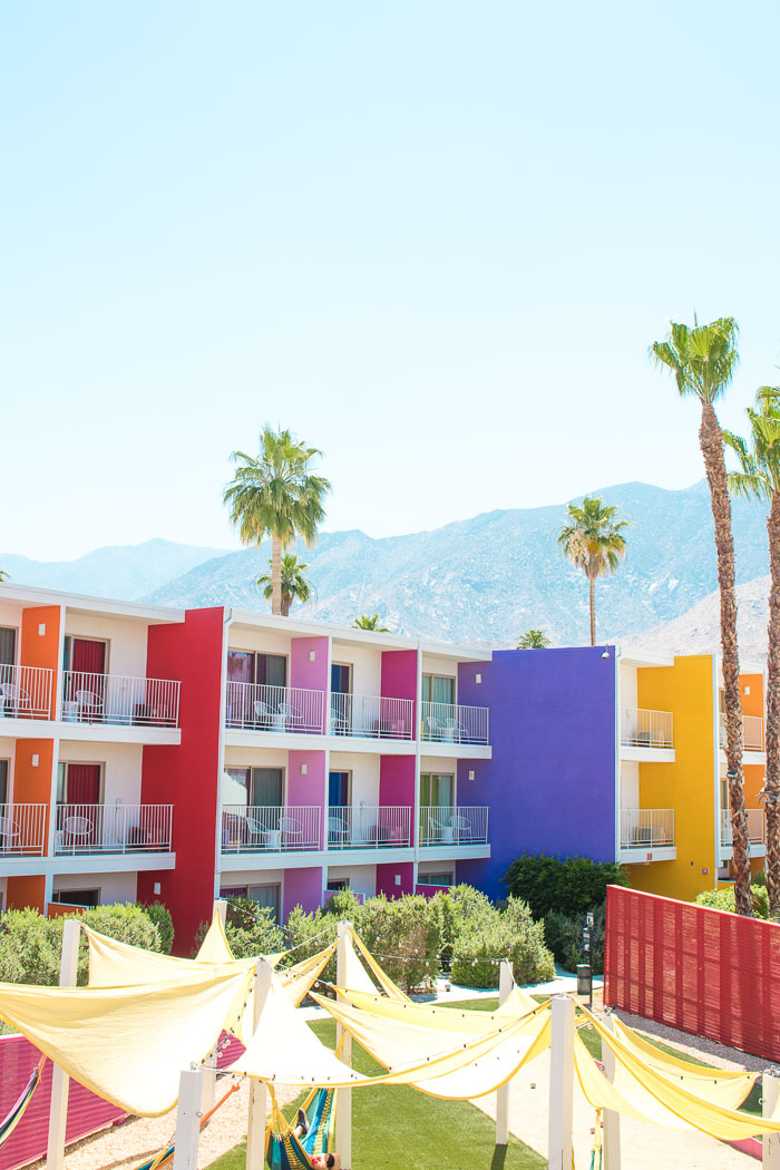 How to Visit Palm Springs on a Budget: A Palm Springs Travel Guide by Club Crafted