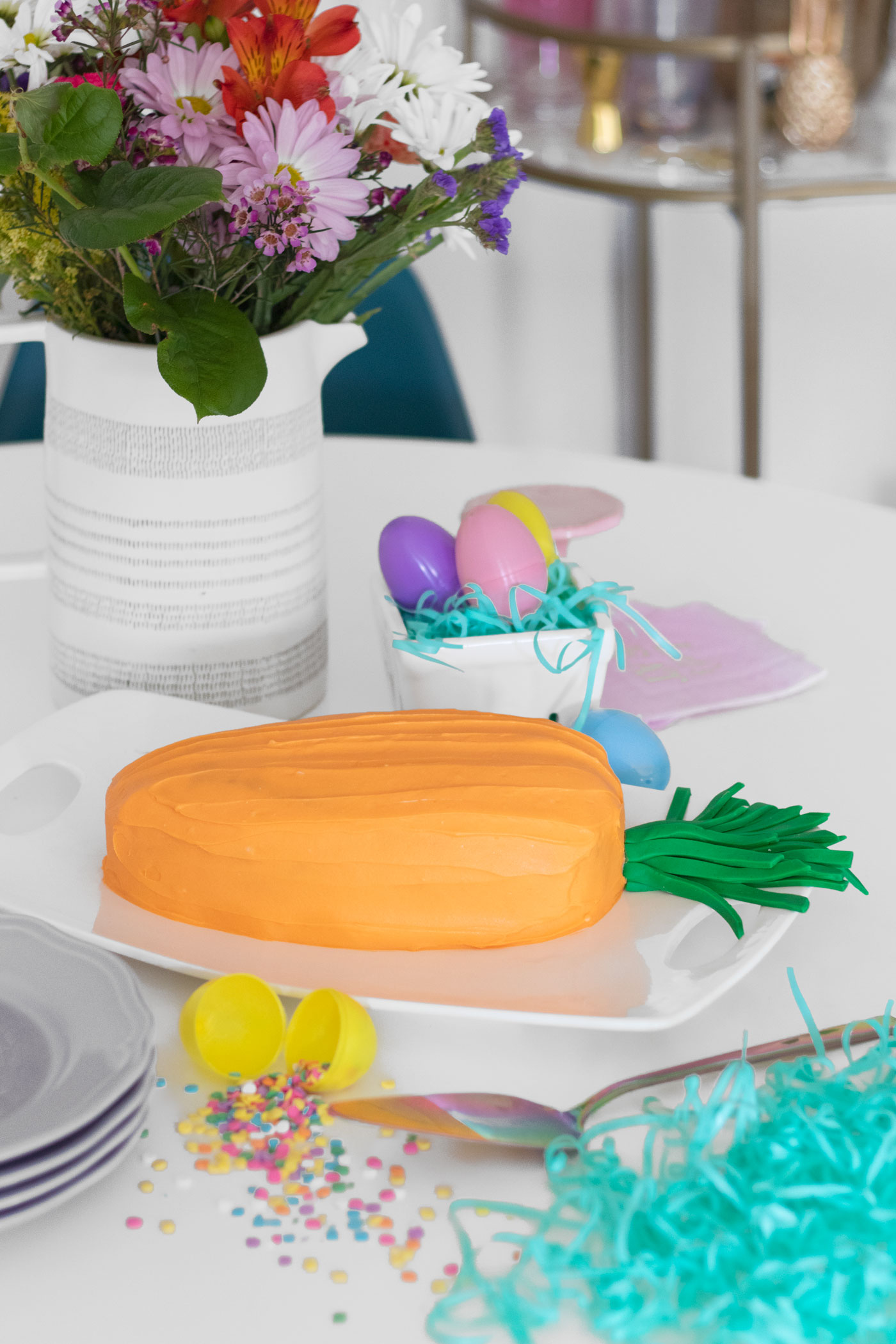 Literal Carrot Cake for Easter Brunch   Club Crafted