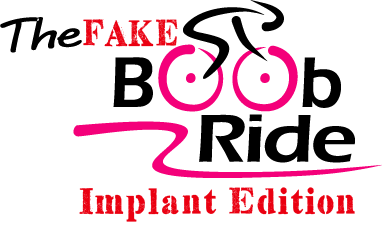 The Fake Boob Ride Logo