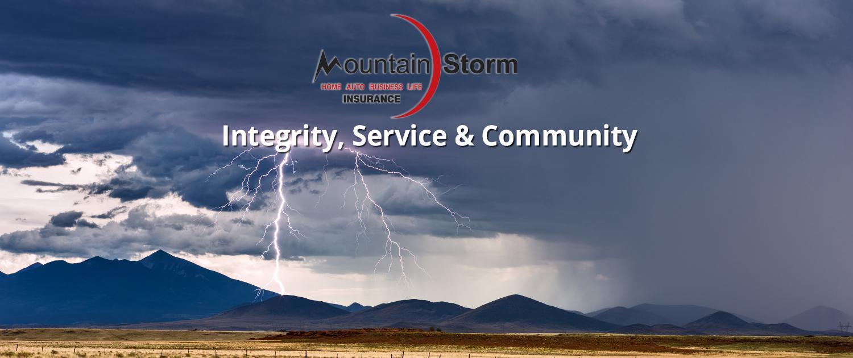 Integrity, Service & Community