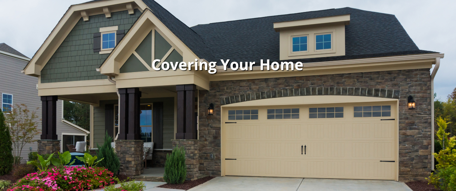 Covering your home