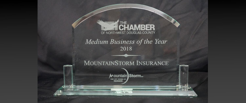 The Chamber Award