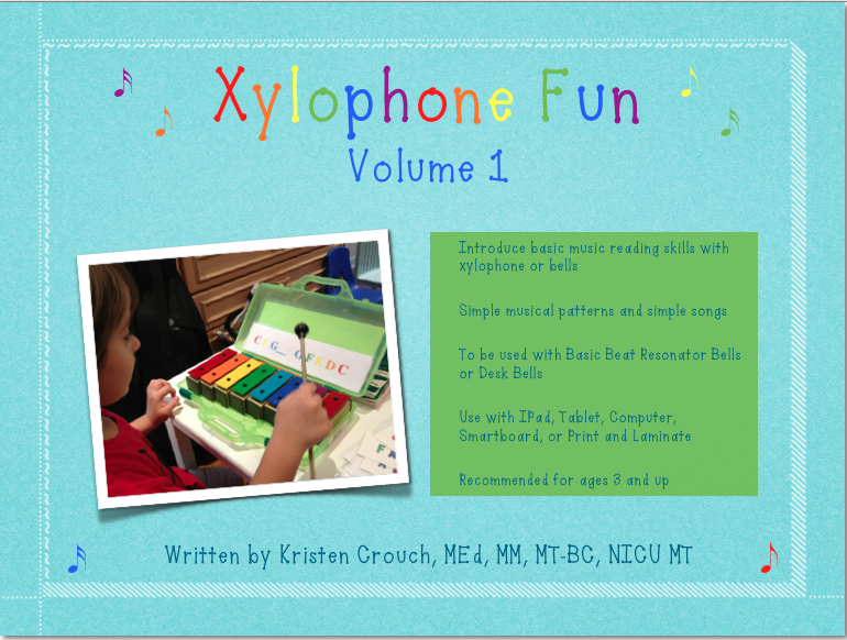 Now Available: Xylophone Fun eBook Package