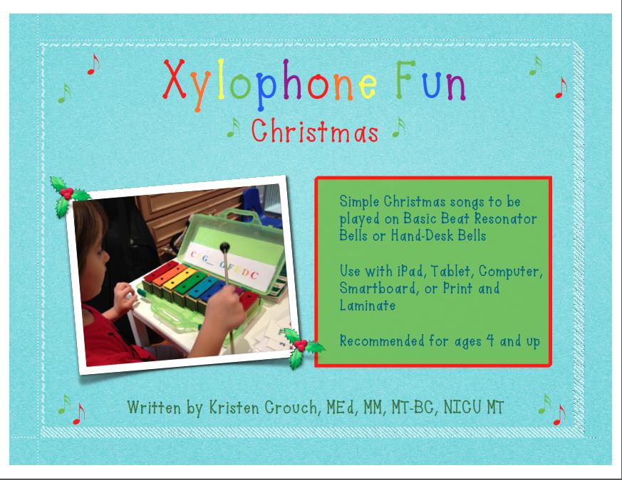 Xylphone Fun Christmas – Updated!