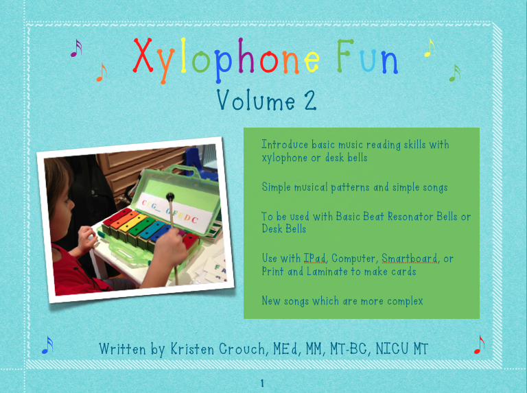 Now Available: Xylophone Fun Volume 2