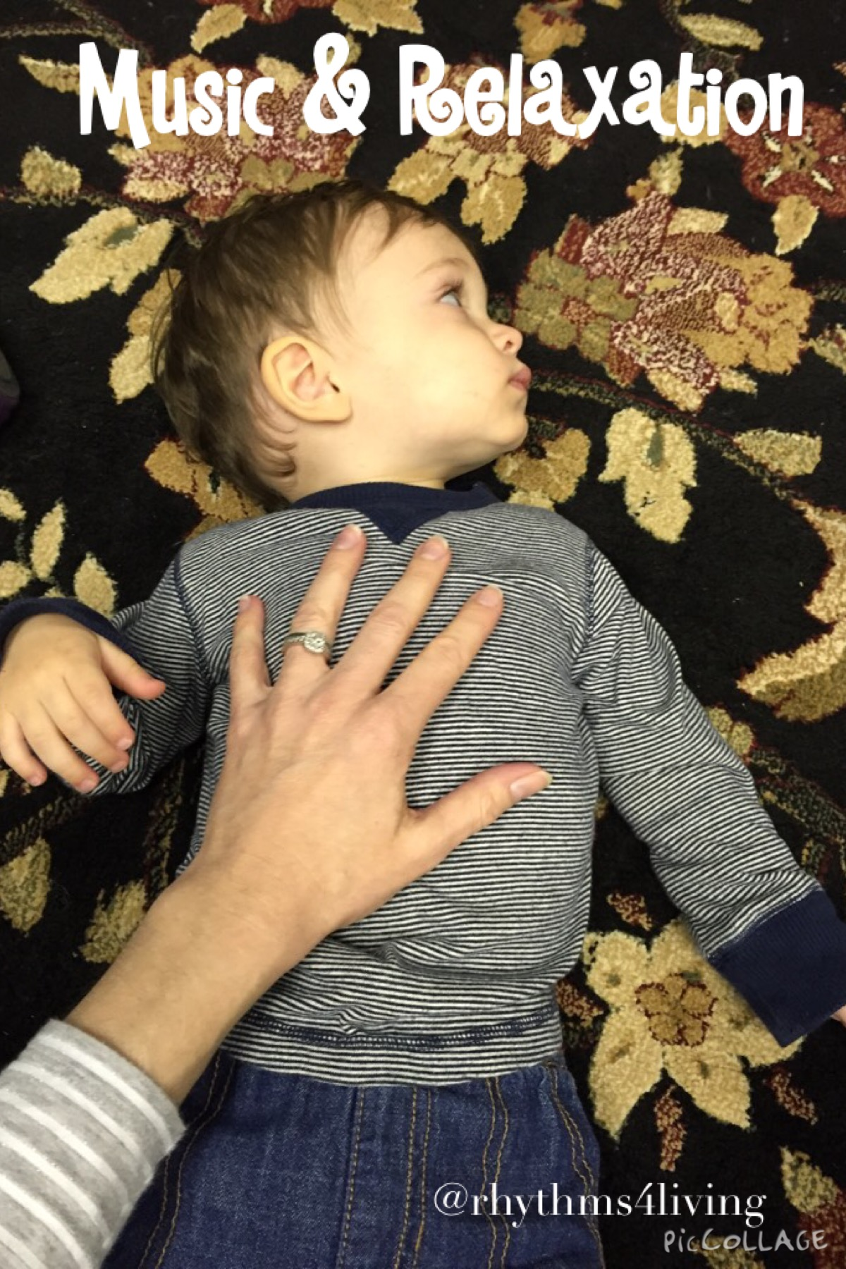 Music with Babies and Toddlers: Part 2 – Music and Relaxation