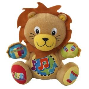 musical lion