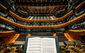 music hall, music appreciation