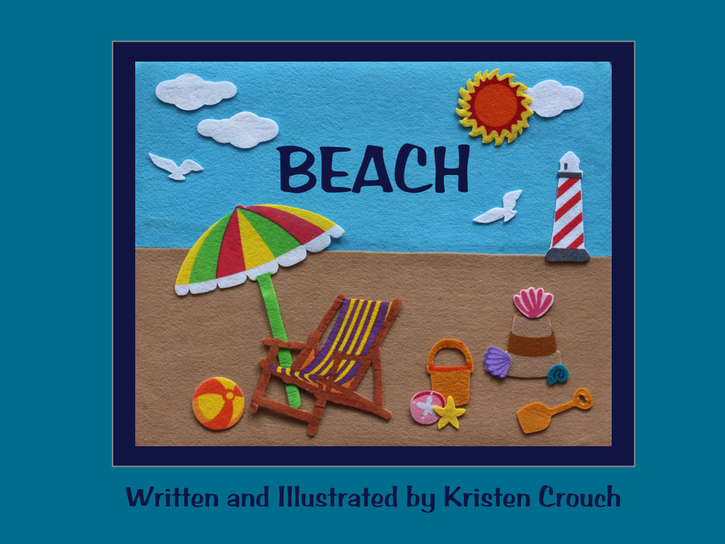 Beach eBook