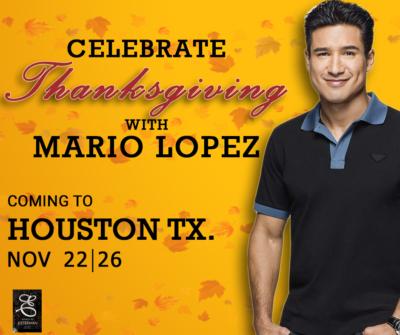 Extra's Mario Lopez