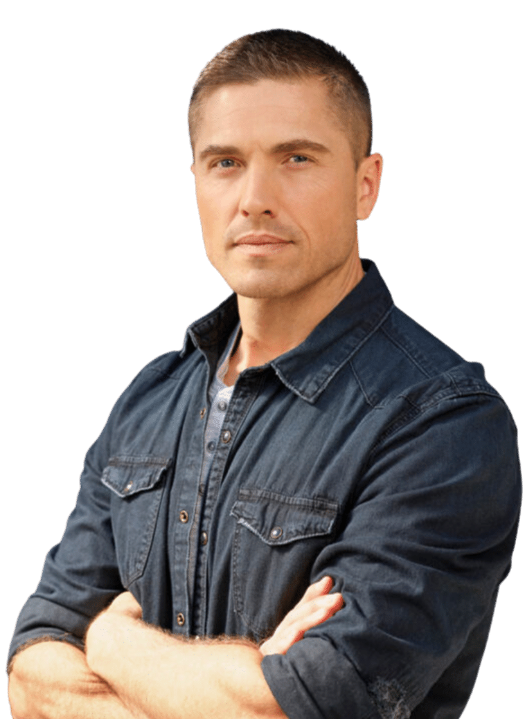 Eric Winter Home page