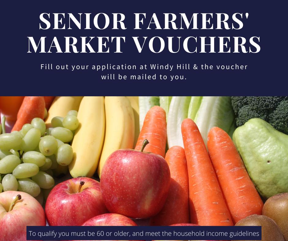 Senior Farmers' Market Vouchers