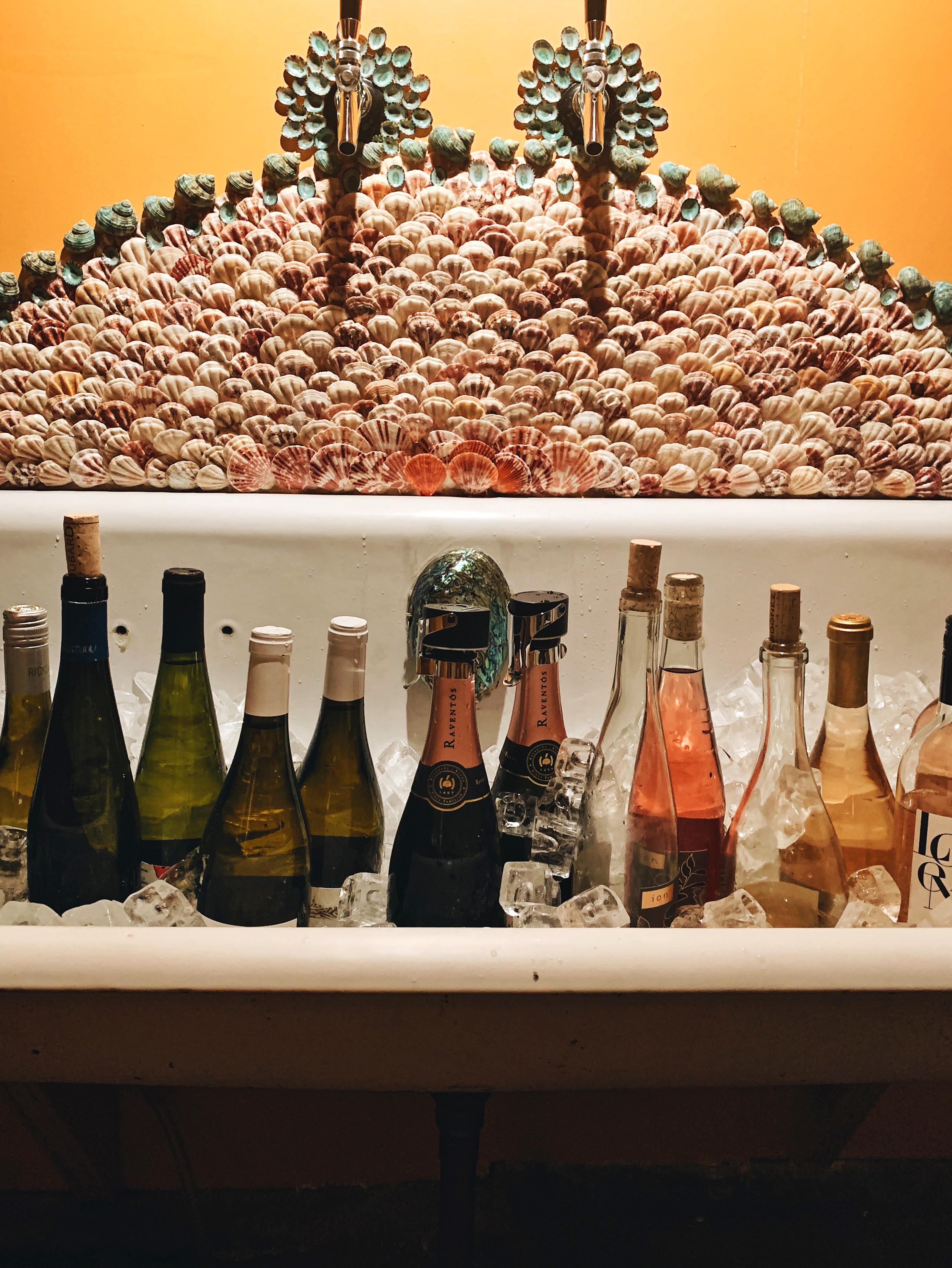 Rosé Tub at The Poni Room