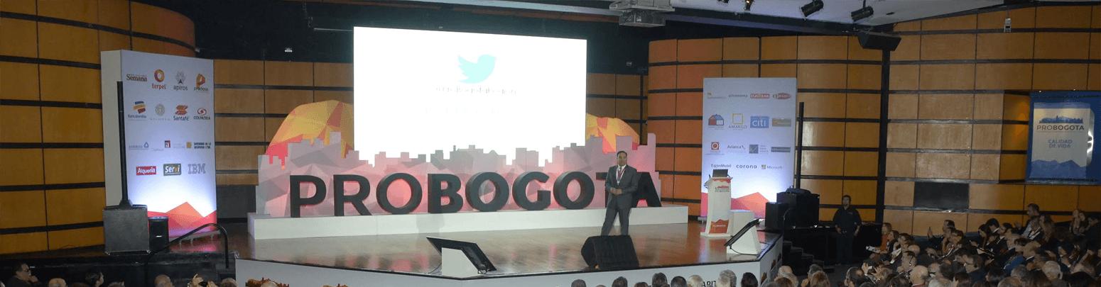¡Siga aquí el debate en vivo y en directo de los candidatos a la Alcaldía de Bogotá!