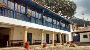 Casona Hacienda El Noviciado