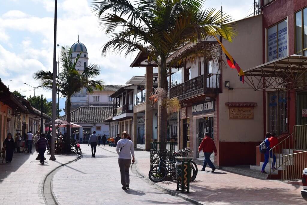 Centro de Chía