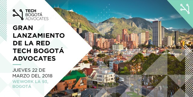 Bogotá hará parte de la red Global Tech Advocates