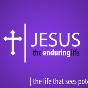 Jesus The Enduring Life – The Life that Sees Potential