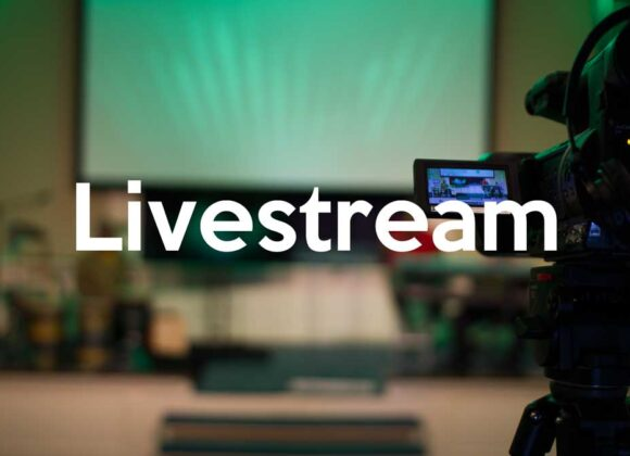 Sunday, June 28th Service – First Livestream Service