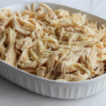 Shredded Chicken {Whole30} {Paleo}