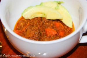 Crock-Pot Chili {Whole30} {Paleo}