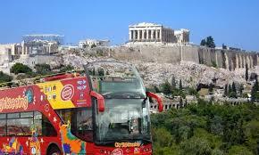 Hop On/Off Athens