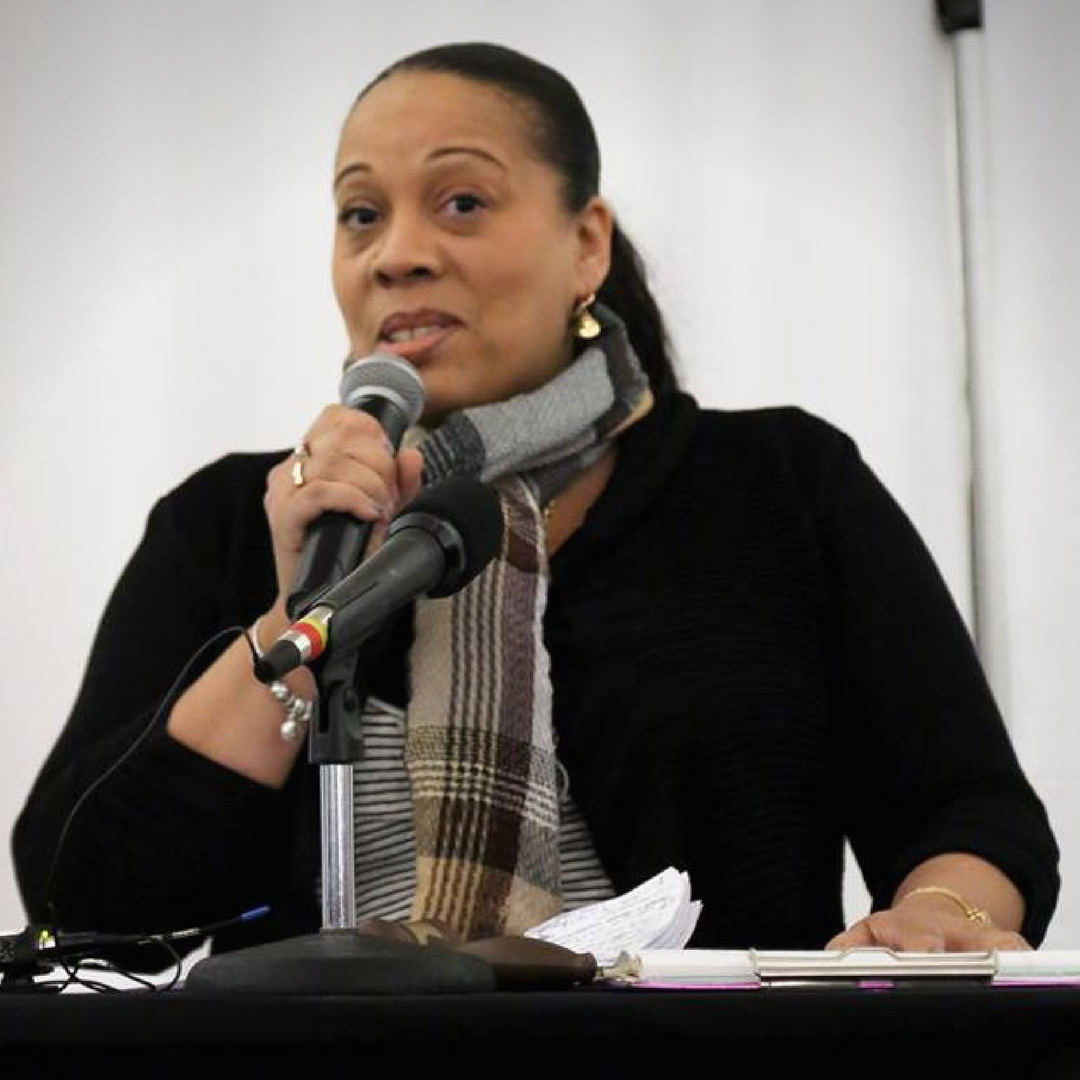 Kadida Kenner Of Why Courts Matter PA, April 4, 2018