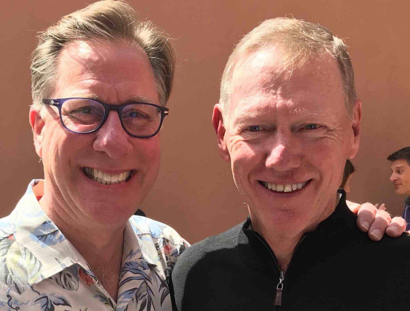 Alan Mulally and David Gallimore - Phoenix