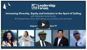 US Sailing Leadership Forum on Diversity