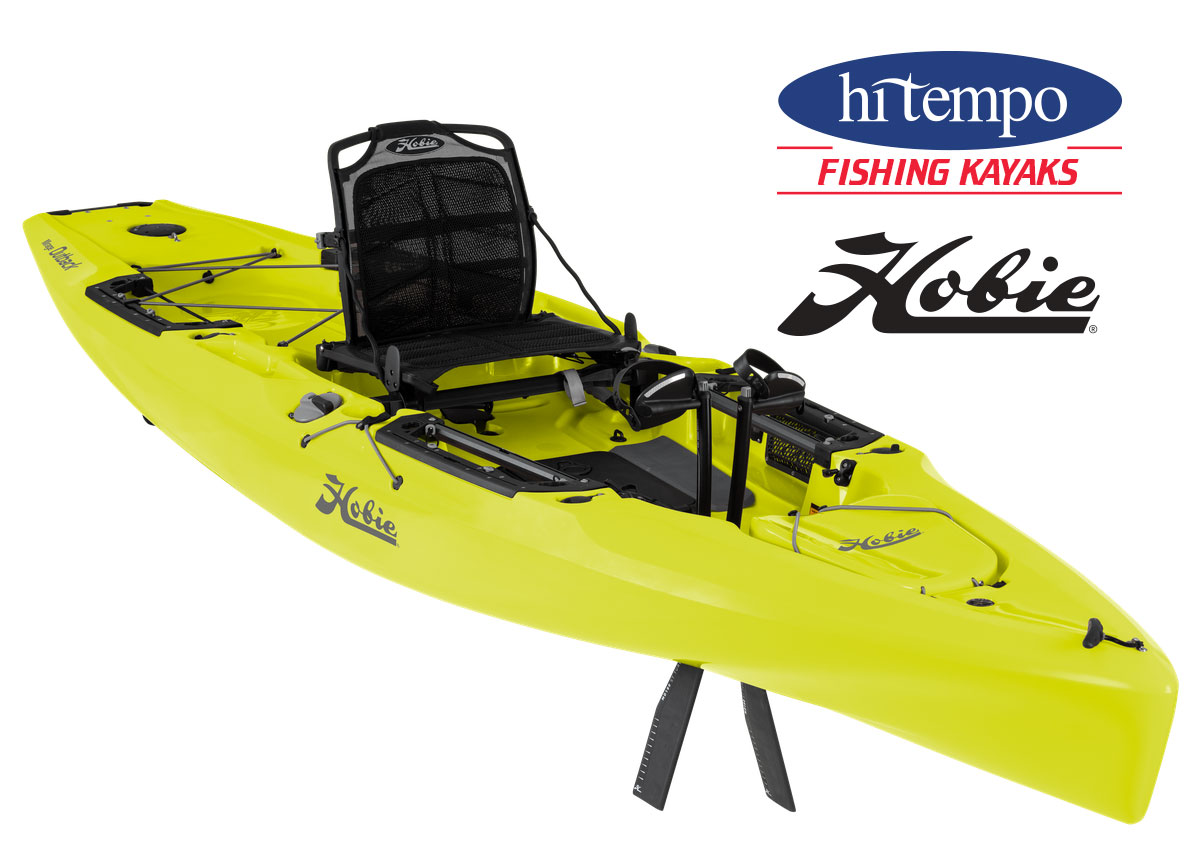 Hobie Hi Tempo Outback Fishing Kayak
