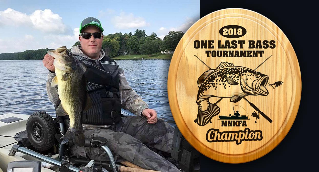 2018 One Last Bass Kayak Fishing Tournament