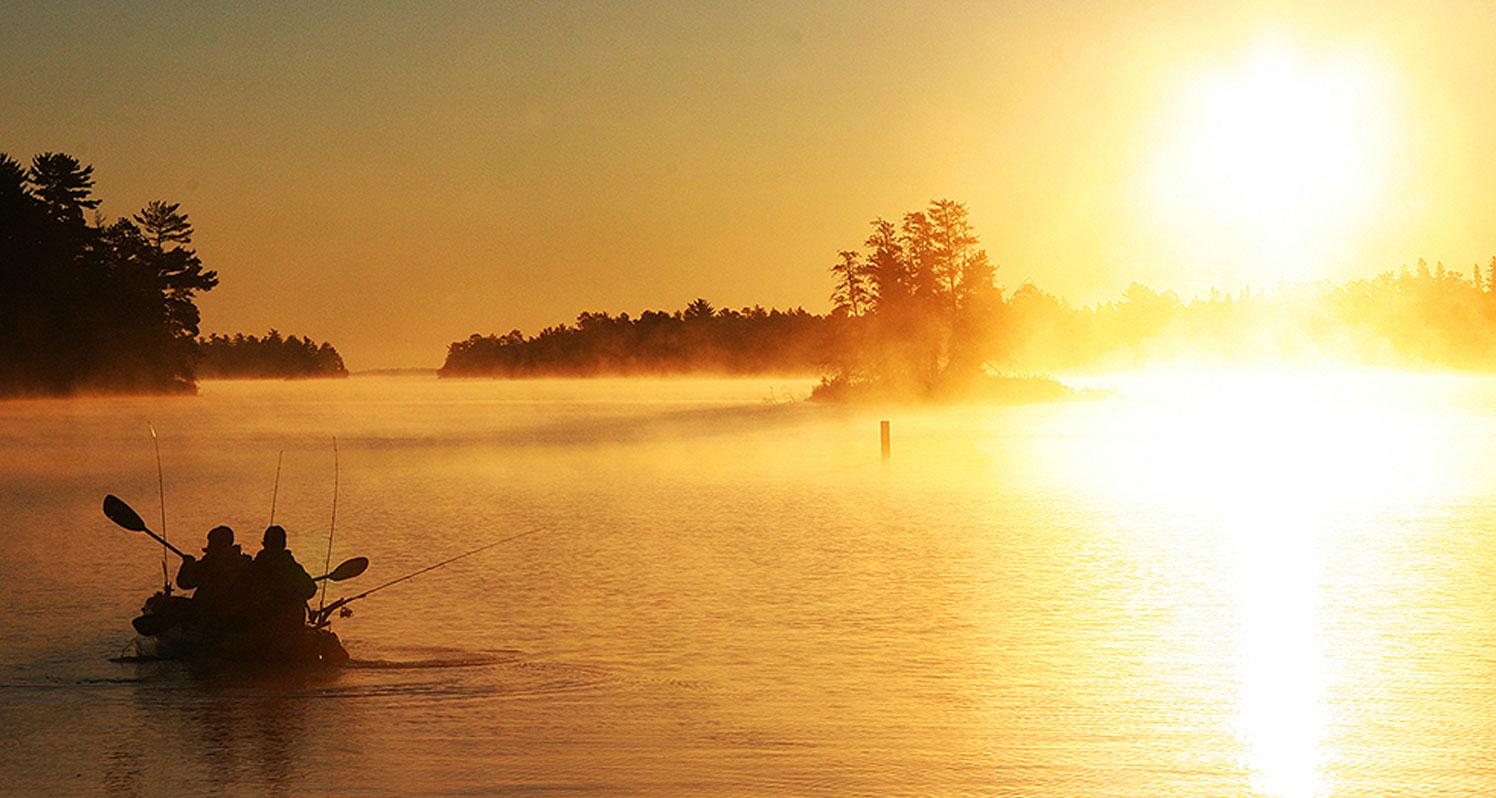 Kayaks Opening New Options Waterways