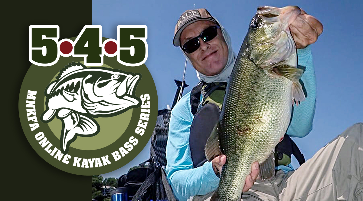 2019 July 5•4•5 Online Kayak Fishing Tournament