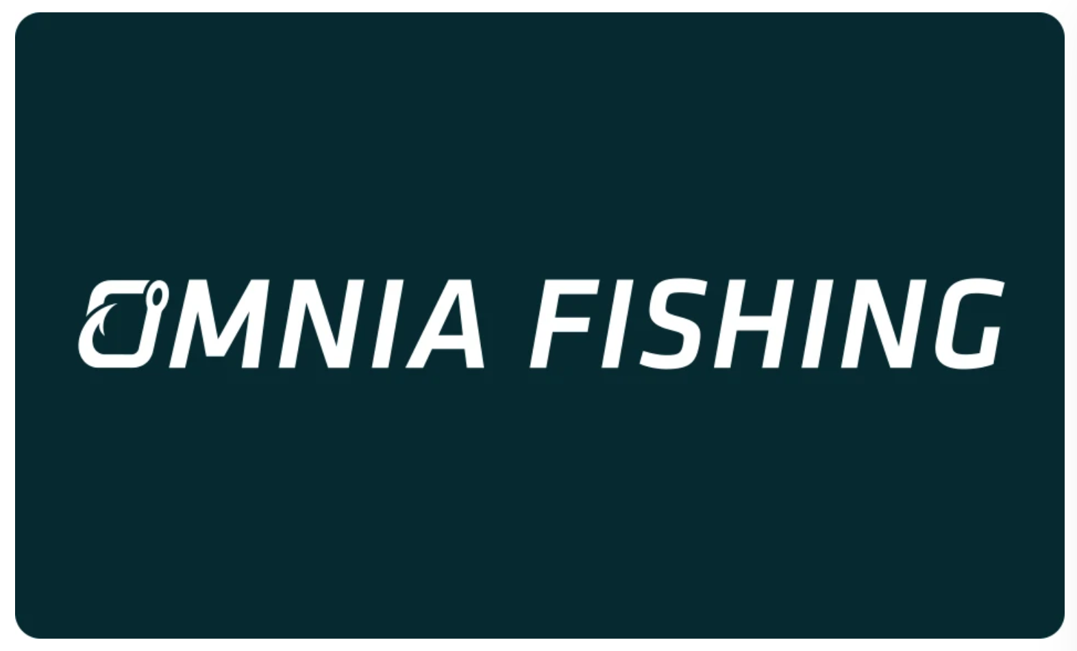 Omnia Fishing Gift Card