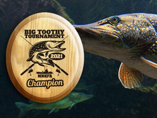 2021 Big Toothy Kayak Fishing Tournament