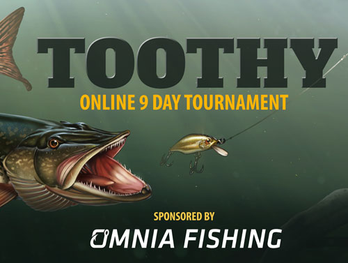 2021 Omnia Fishing Tournament